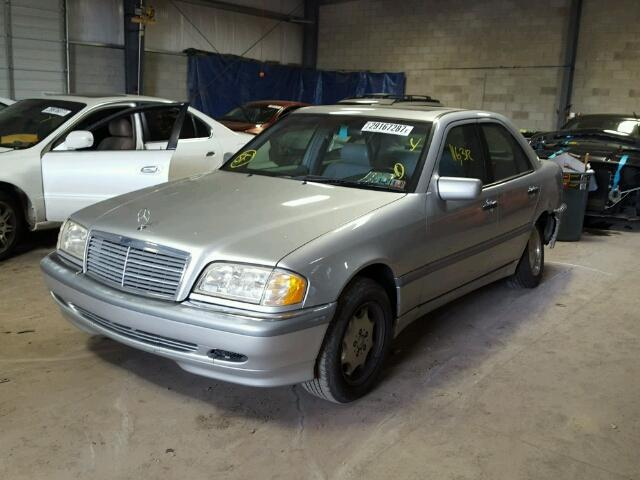 Salvage mercedes benz c class cars for sale and auction for Salvage mercedes benz